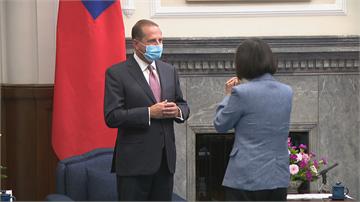 川普讚台防疫「暫無訪台計畫」 稱台灣國家 蓬佩奧酸中國「太脆弱」