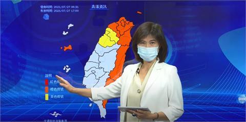 快新聞/西南風影響 苗栗以南局部雨北東晴朗炎熱