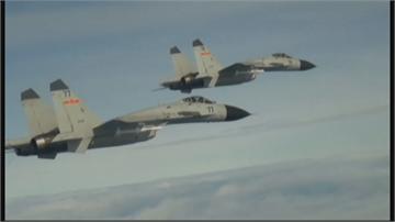 中國軍機頻擾台! 國軍將「第一擊」明定為「自衛反擊權」