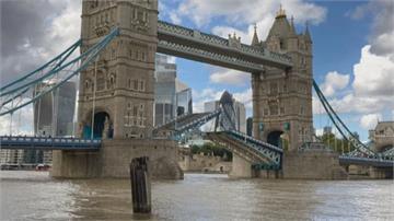 橋面無法閉合…倫敦塔橋故障「人車過不去」