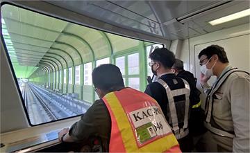 快新聞/中捷綠線今起展開載重測試 春節持續列車試運轉
