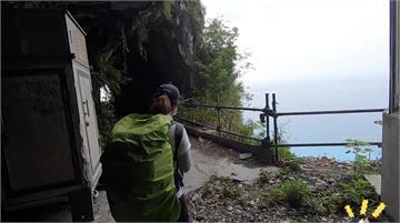 熱血背包客徒步環島走台灣 最危險蘇花公路 連導航都要她別走!