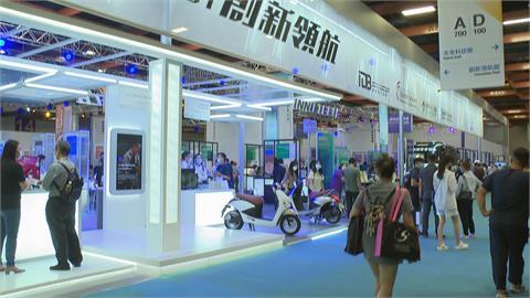 台灣創新技術博覽會實體線上同步登場 技術移轉創經濟價值