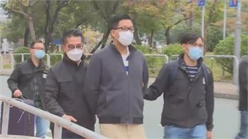 遭控涉「顛覆國家政權罪」逾50名泛民人士遭拘捕
