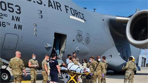 阿富汗孕婦C-17上緊急生產 女嬰以軍機呼號「Reach」命名