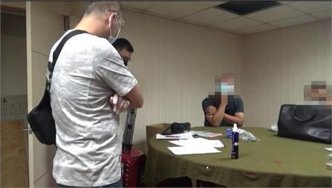 快新聞/防疫期間還聚賭! 警方現場逮人發現外籍移工也在內