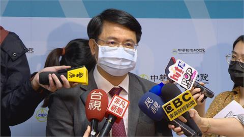 中經院:今年經濟成長率「坐四望五」民間投資增加 台灣經濟內熱外溫