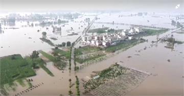 水患持續江淮危急 網傳大壩潰堤預演