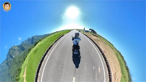 50歲大叔的環島夢!他21小時騎完台灣島 全程台語配音網讚太狂