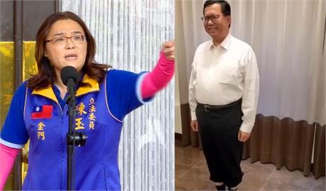 快新聞/鄭文燦自清「不到80公斤」陳玉珍也驚呆! 笑虧:體重計有正確嗎?