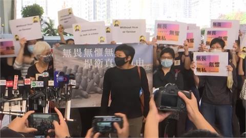 報導元朗事件遭起訴 香港記者「虛假陳述罪」成立