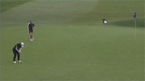 前三輪領先...慘遭逆轉!台灣李旻錯失LPGA首冠 第二名仍是生涯最佳成績