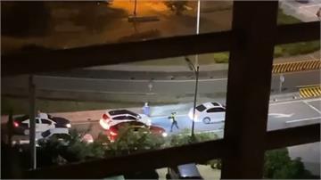 拒檢衝撞! 警匪追逐開11槍 嫌犯棄車逃逸