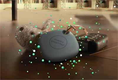 3C/比蘋果 AirTag 貴!Galaxy SmartTag+ 藍牙智慧防丟器推出丹寧藍版本