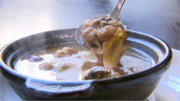 超狂禦寒系早餐 麻油雞暖呼呼上桌