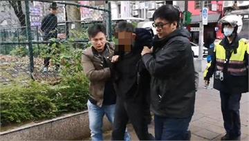 快新聞/萬華傳槍響!嫌犯拒捕朝警「開一槍」 新北警奮力追捕歸案