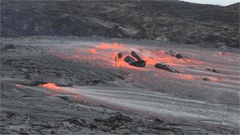 冰島50多年來噴發最久紀錄! 休眠6千多年火山3月爆發 至今已噴發達半年