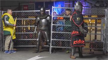 復古中世紀格鬥賽 澳洲圖沃柏新興運動