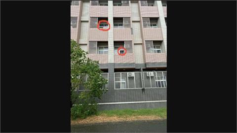 「這樣叫隔離?」防疫旅館沒關窗民眾PO網怒控 嘉縣衛生局這麼說