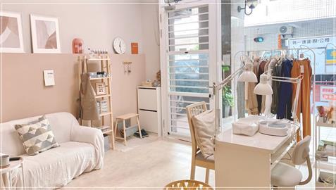 用30樣IKEA商品奇蹟改造!老屋變身溫馨美甲店