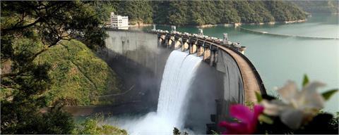 告別無水之苦!全台水庫「一片藍」這6座蓄水量突破1億噸