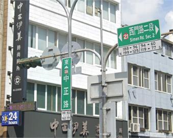 38條!「中正路」成台南市菜市場路名 黃偉哲:將逐步規劃更名