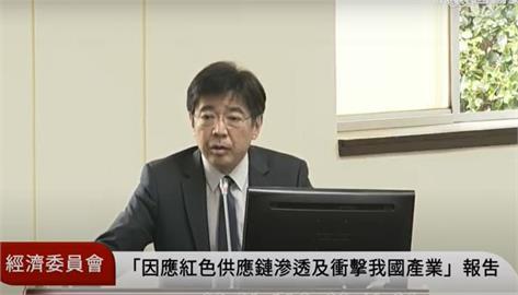 快新聞/瀚薪變中資!工研院長否認專利受侵犯 立委:台灣半導體岌岌可危