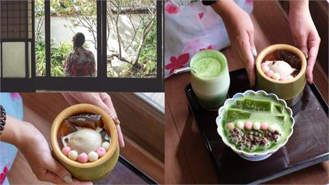 美食/台南 衛屋茶事 Sputnik Lab|一秒到日本!台南府城中的小京都,席地而坐榻榻米享用日式茶點