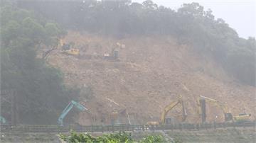 大雨不斷地質滲水 猴硐段搶修進度慢