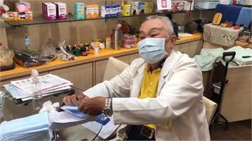 感心!老藥師包尿布賣口罩 連假加班堅持奉獻到底