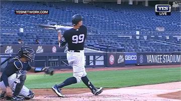 MLB/賈志、史坦頓同場開轟 洋基宣布二號先發人選