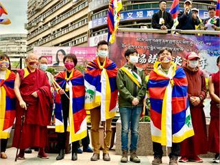 快新聞/共同面對中國極權壓迫 范雲:西藏問題就是台灣問題
