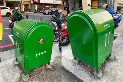 「神秘郵筒」沒有洞怎麼寄信?內行人曝真正用途:不是給你用的啦