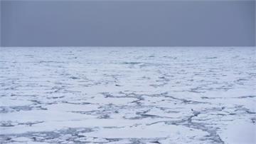 北極冰覆蓋面積史上第二小  海冰融化釋放熱能將導致氣候劇變