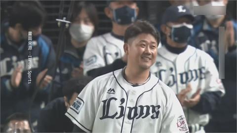 賽後在投手丘被拋起 松坂大輔結束23年職棒生涯 平成怪物引退