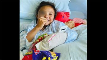 英國最年輕奧運選手 11歲滑板少女重摔頭骨骨折