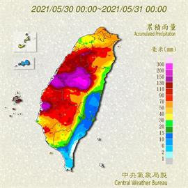 快新聞/林嘉愷:滯留鋒面離解旱象還很遠 週六再迎一波降雨