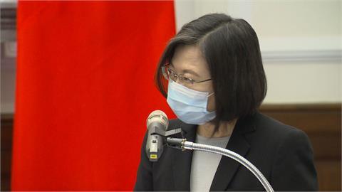 假公文稱政府引福島核廢水 總統:典型認知作戰