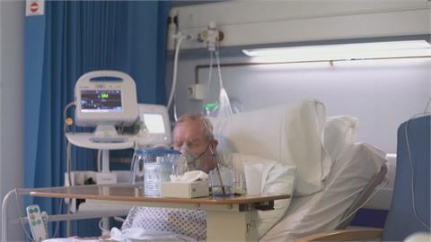 確診數一週增16% 英國疫情反彈創3月新高
