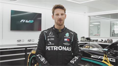 去年車禍中斷賽季 格羅斯讓駕冠軍車復出