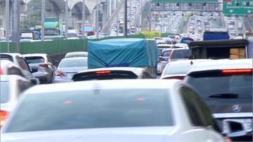 國道無紅綠燈為何狂塞車?網友提「車流理論」解答