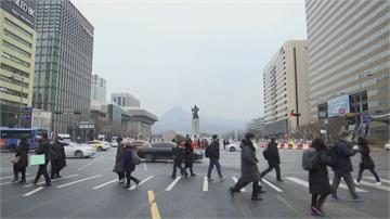 又增逾3百例確診 南韓延續2週社交距離限制