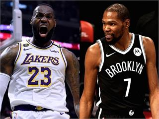 NBA/明星賽3/7開打 詹皇、杜蘭特當隊長準備「挑隊友」