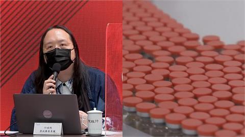 唐鳳再次出手!疫苗預約平台「3管道」提高施打率 最快7月就可上線