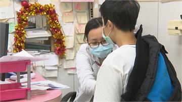 防疫新生活!春節腹瀉、類流感就診人次大降