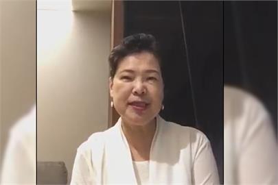 快新聞/PCR、快篩陰性居家隔離中 王美花現身影片報平安:「我的健康良好」