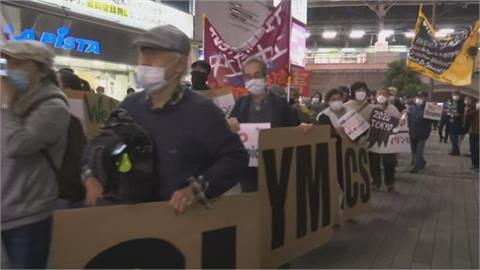 疫情不退燒 日本民調逾7成希望東奧取消或再延