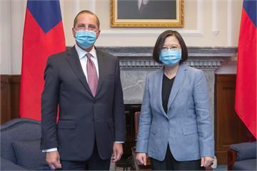 快新聞/國慶影音短片曝光! 阿札爾、韋德齊訪台成亮點 台灣防疫全球矚目