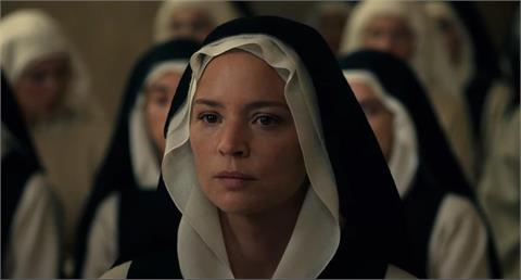 2021年坎城影展競賽片 年度最受爭議《聖慾》即將登台!