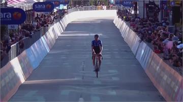 環義17站難苦爬山賽奧康諾超強耐力領先達31秒